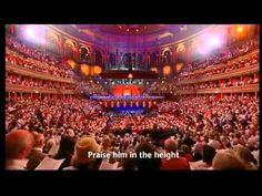 Mine Eyes Have Seen The Glory of the Coming of The Lord (Royal Albert Hall)