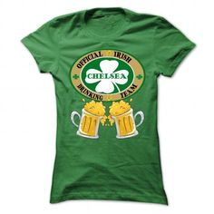 Awesome Tee Chelsea Drinking Team Shirts & Tees