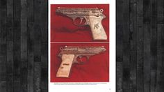 3rd Reich LDR HITLER's CUSTOM WALTHER MODEL PP... Find our speedloader now! http://www.amazon.com/shops/raeind