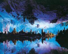 蘆笛岩 | 桂林鐘乳洞 | 桂林観光スポット | 写真 | ふれあい中国
