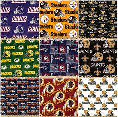 NFL Family Size Reversible Outdoor Blanket/Picnic Blanket/Beach Blanket, Monogramming Available. Pick Your Own Fabrics! on Etsy, $80.00