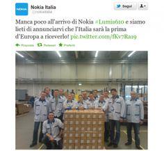 Nokia Lumia 610: l'Italia sarà il primo Paese che lo riceverà