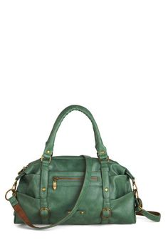 Afternoon Exploring Bag in Fern, #ModCloth