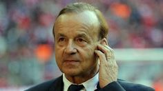 Super Eagles Coach Expected Back In The Country Today     Super Eagles coach Gernot Rohr is expected to arrive in Lagos on Sturday after some days in Europe to monitor some of the senior national team players invited for theNovember 12FIFA World Cup qualifier against Algeria in Uyo.  A top official of the Nigeria Football Federation said the Franco-German tactician who recently visited Super Eagles captain Mikel Obi Victor Moses Alex Iwobi Odion Ighalo and Isaac Success in their respective…
