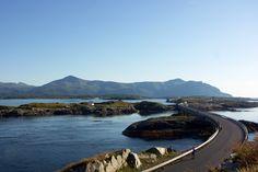 La carretera del Atlántico - Averoy, Noruega | 16 espectaculares carreteras que debes recorrer antes de morir