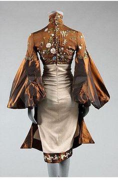Look Fashion, High Fashion, Womens Fashion, Fashion Design, Mode Alternative, Vintage Outfits, Vintage Fashion, Vintage Couture, 1950s Fashion