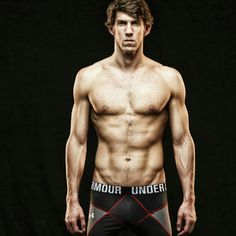 Michael Phelps for Under Armour