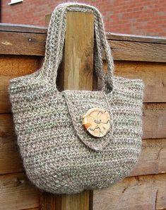 Pipistrelle Crochet Handbag Pattern