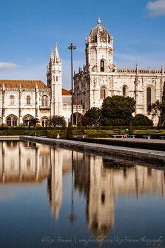 Mosteiros dos Jerônimos, Lisboa, Portugal