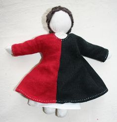 dollies - very cute (links to extant Roman doll page)