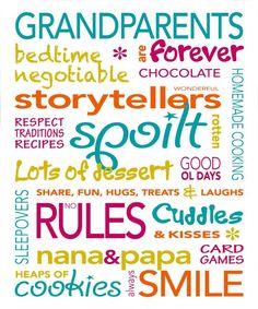 Grandparent Poems - Grandma, Grandad, Nan and Pop Verses for kids Short Poems, Short Quotes, Boy Quotes, Grandson Quotes, National Grandparents Day, Happy Grandparents Day Image, Verses For Kids, Grandma And Grandpa, Grandma Gifts