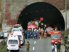 Fatal tunnel collapse blamed on aging bolts