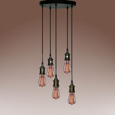 Have to have it. Warehouse of Tiffany Tanya LD-4056 Adjustable Cord Edison Pendant - $196 @hayneedle
