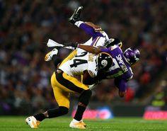 ba07cfee1 NFL International Series - Steelers vs. Vikings in London