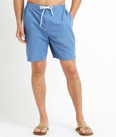 Solid Cabana Shorts