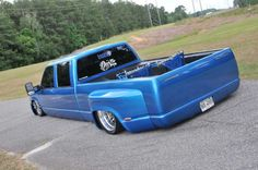2000 Chevy 3500 dually..