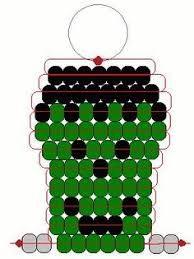 Resultado de imagen para pony beads patterns