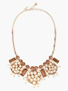clink clink short necklace