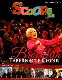 """""""Always Faithful"""" - The Brooklyn Tabernacle Choir - Written by Jennifer Campbell - Originally Appeared as Cover Story in SGN Scoops Digital Magazine"""
