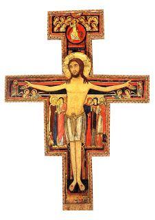 Ícone Cruz de São Damião