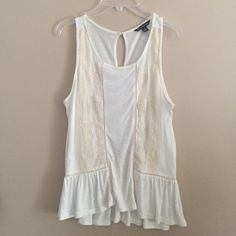 American Eagle Tank Great Condition! American Eagle Outfitters Tops