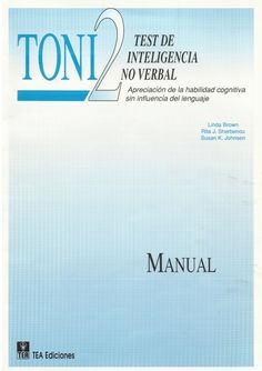 Tonic 2 manual