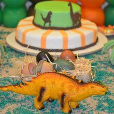 Festa dinossauros - dino party