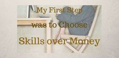 Your Choice is Essential for Success. Blog Title, I Decided, First Step, Choices, I Am Awesome, Essentials, Success, Design