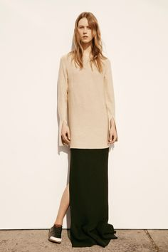 Calvin Klein   Pre-Fall 2016   Look 20