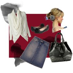 Confident In Casual, created by cdsetliff.polyvore.com