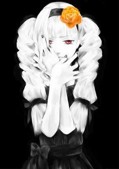 Demon lizzie!! black butler
