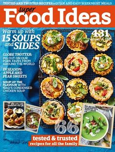 Teamtaste magazines realconnections 2016 february pavlova superfoodideas magazines covers june 2016 food family meals forumfinder Choice Image