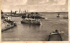 Helsingør Havn.