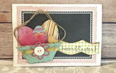 Easter Card Sample