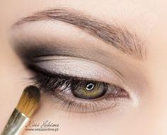 Eye Make Up, Smokey Eye, Eyeliner, Beauty Hacks, Hair Makeup, Hair Beauty, Hairstyle, Eyes, How To Make
