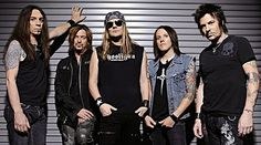 "SKID ROW - Lyric video ""We Are The Damned"""