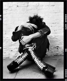 Interview Magazine Goes Punk with Paul Hameline