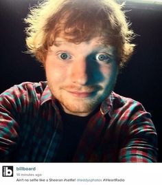 Ed's just so adorable I want to squeeze him