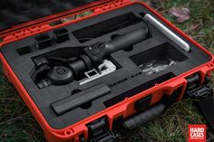 We have the brand new DJI Osmo case in stock ready to ship! http://snip.ly/WI63
