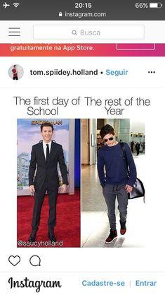 Tom Holland as Spiderman Really Funny Memes, Stupid Funny Memes, Funny Relatable Memes, Hilarious, Funny Tom, Marvel E Dc, Marvel Actors, Funny Marvel Memes, Marvel Jokes