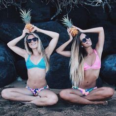 played around in matching kinis from today Love My Best Friend, Best Friends For Life, Best Friend Pictures, Cute Friends, Bff Pictures, Best Friend Goals, Best Friends Forever, Summer Pictures, Friend Pics