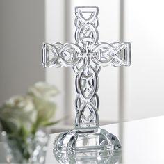 Galway Crystal Celtic Cross