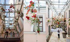 Оформление Дня Города. Москва | KOVALISHIN - Дизайн. Флористика. Декор