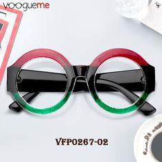 7dec9223e28e Nancy Round Black Eyeglasses VFP0267-02