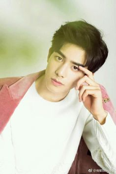 Korean Men Hairstyle, Men's Hairstyle, Song Wei Long, Boy Models, Asian Hair, Chinese Boy, Chinese Actress, Asian Actors, Actor Model