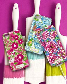 Lilly phone covers!