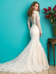 Allure Bridals 9260, $900 Size: 10 | New (Un-Altered) Wedding Dresses