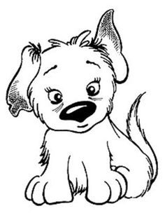 Learning Friends Dog Baby Animal Coloring Printable From LeapFrog The Learning Friends Prepare