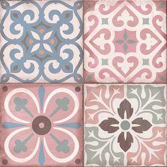 Ladrilho Algarve, Ceusa Revestimentos Cerâmicos - #Algarve #Cerâmicos #Ceusa #Fliesen #Ladrilho #micos #Revestimentos Tile Patterns, Pattern Art, Textures Patterns, Print Patterns, Tile Art, Tiles, Tile Design, Web Design, Motif Art Deco