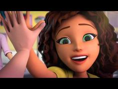 Andrea: Take My Tour of the Stars - LEGO® Friends - YouTube